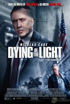 Умирающий свет обложка фильма